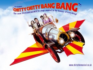 Chitty Chitty Bang Bang - Une autre référence