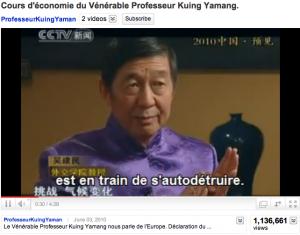 Vénérable Professeur Libéral?