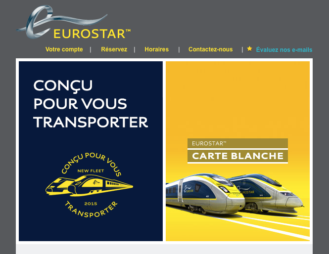 Eurostar free wifi - myndset digital strategy